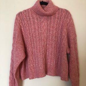 J Crew turtleneck sweater